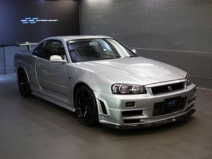 Extremely Rare Nissan Skyline GT-R Nismo Z-Tune RB28DETT