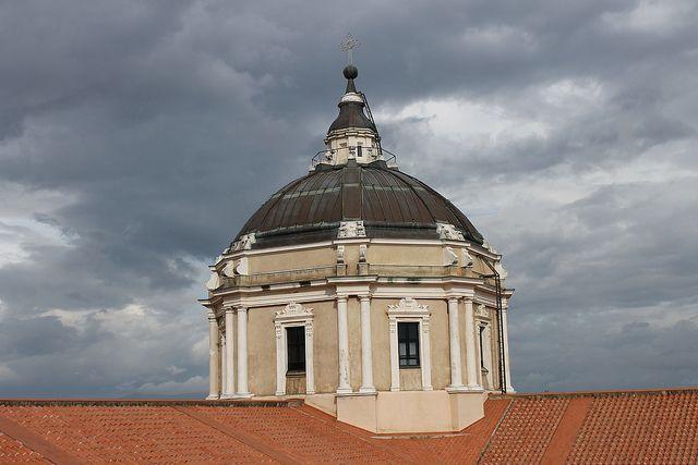 Vista dalla terrazza sul tetto del Seminario by Steci, via Flickr