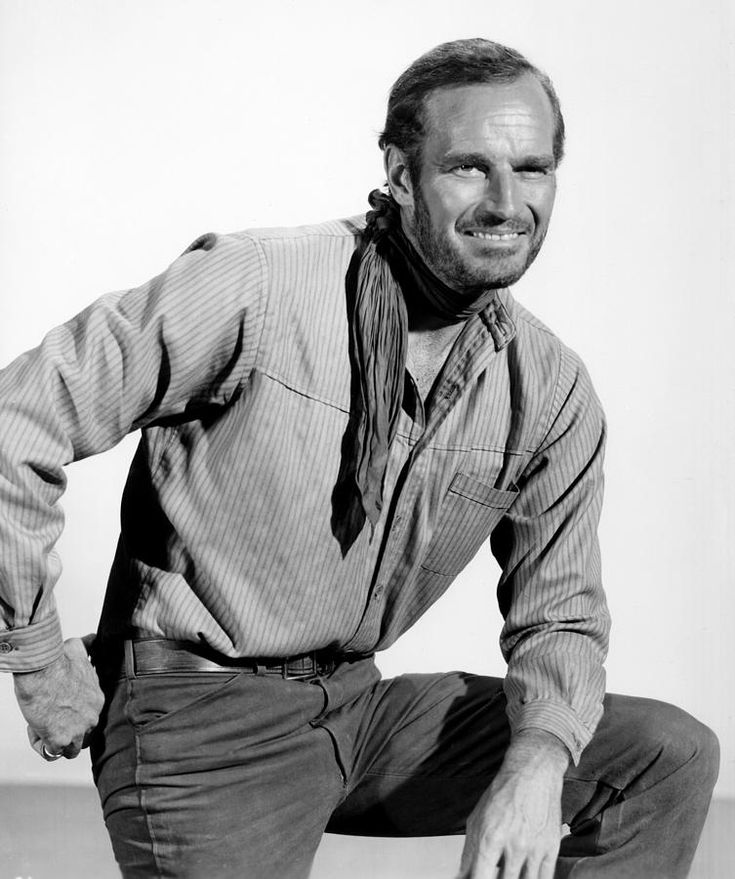 Will Penny, Charlton Heston, 1967