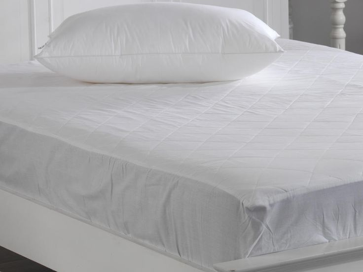 M&S Slight Second Anti Allergenic Quilted Mattress Toppers-Protectors