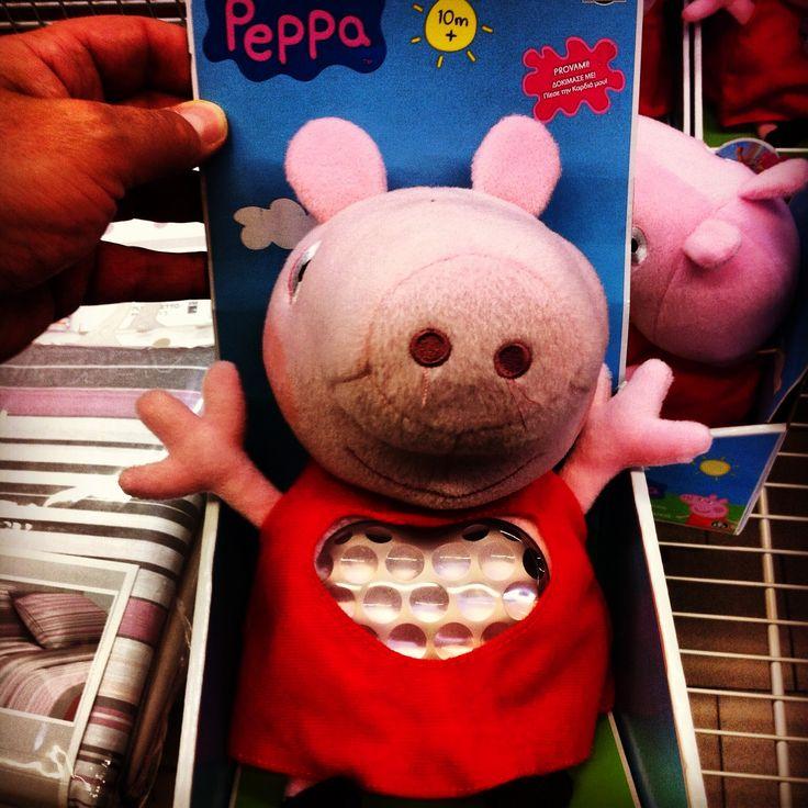 Questa è la figlia di Papà Pig?
