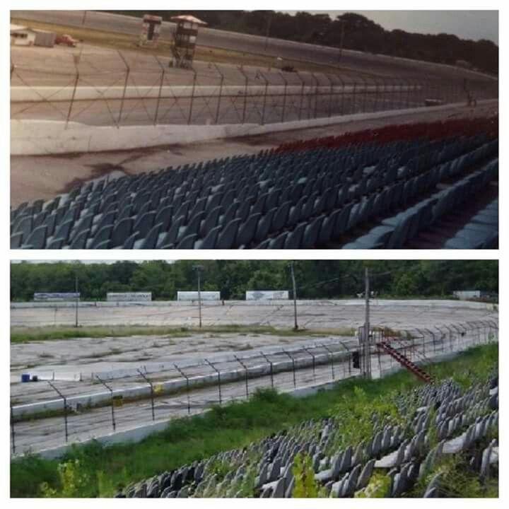 Abandoned/closed Speedways/tracks