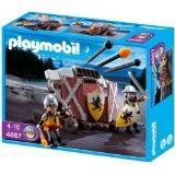 PLAYMOBIL 4867 - Dreifach-Balliste mit Löwenrittern