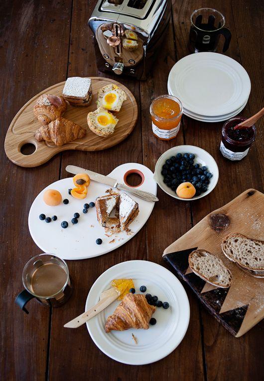 breakfast / craftsman & wolves