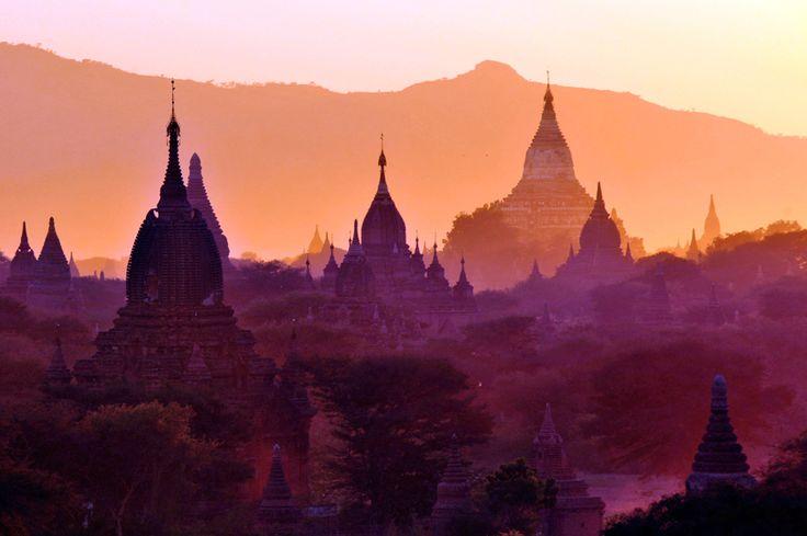 東南アジアの熱気感じるミャンマー「バガン」で見るべき観光スポット10選