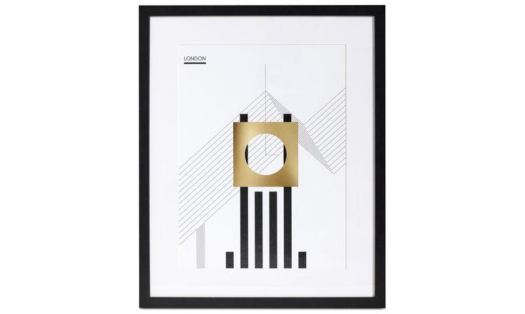 Галерея - Лондонское искусство на бумаге - BoConcept