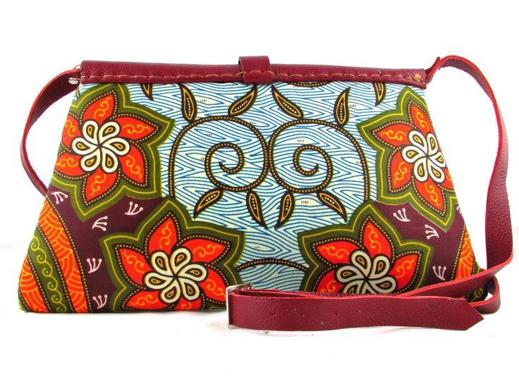 Fundi unique handmade African bags Dalia - Modern Tradition Australia