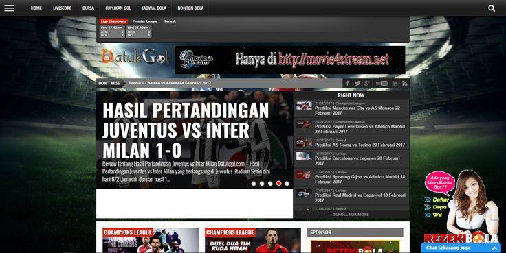 Prediksi skor dan Berita Bola Terbaru | DatukGol™