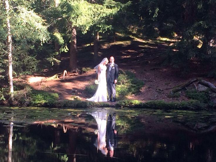 Wedding forest Miramonti Boutique Hotel exklusive