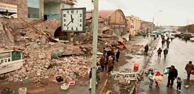 Rusia rodará película sobre el terremoto armenio de 1988