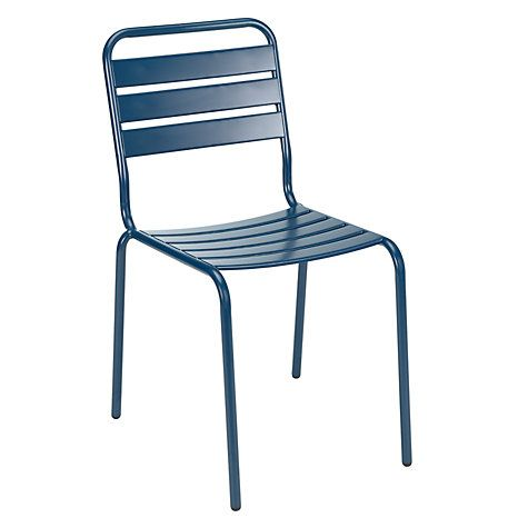 Buy House by John Lewis Jive Outdoor Dining Chair Online at johnlewis.com