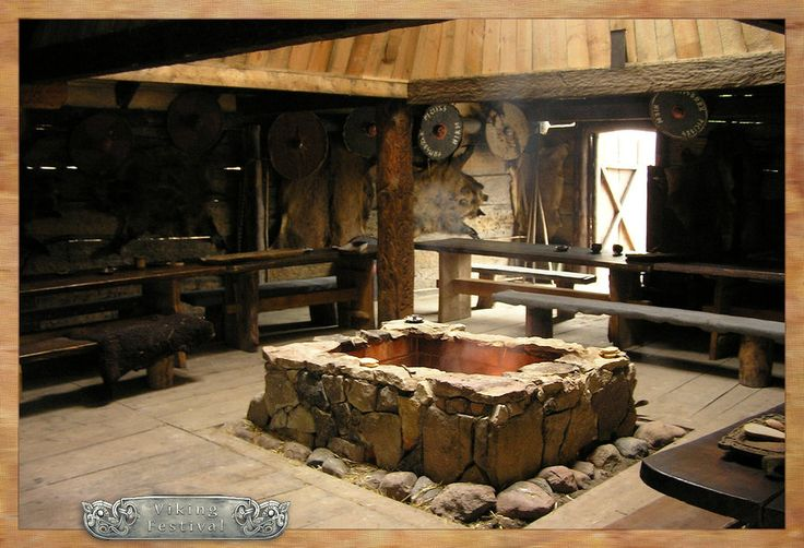 Vikings hall by ~Marqoni on deviantART