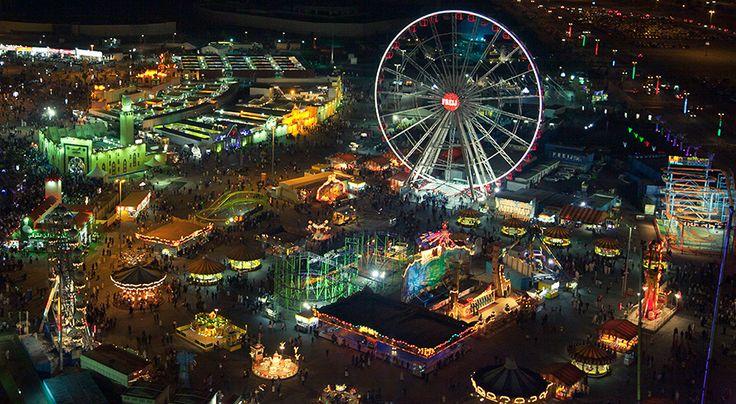 Global Village Dubai/Activities