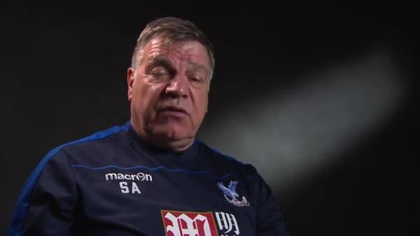 Crystal Palace boss Sam Allardyce on football's evolution and the future of management.