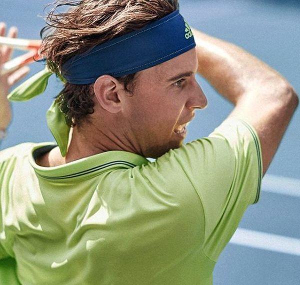Dominic Thiem | Tennis fashion, Tennis wear, Adidas men
