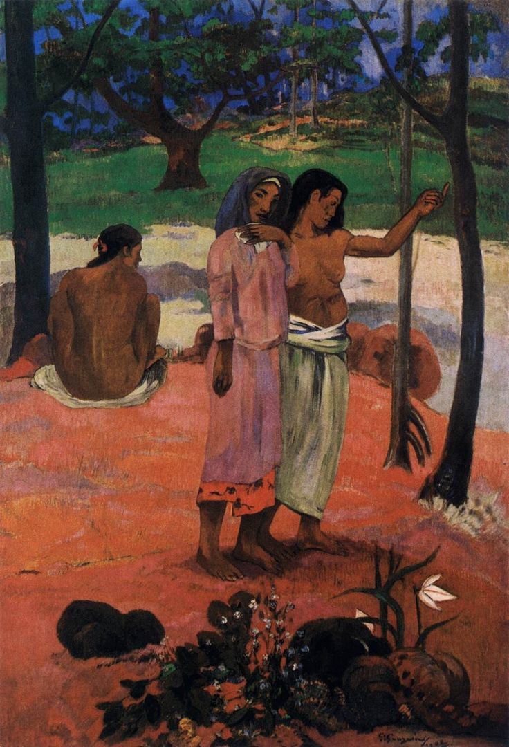The Calling 1902 Oil on canvas, 130 x 90 cm Museum of Art, Cleveland