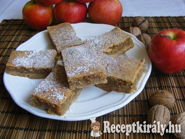 Reformos almás piteHozzávalók: A tésztához:40 dkg teljes kiőrlésű tönköly…