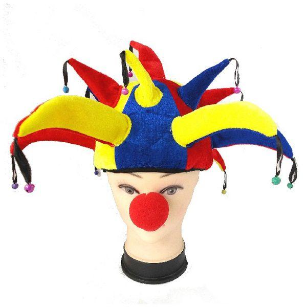 halloween costume party supplies props clown hat - Halloween Supplies