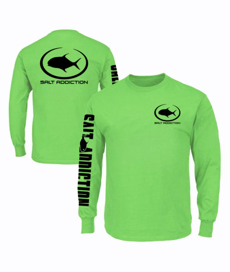 86 best images about salt addiction on pinterest short for Long sleeve fishing t shirts