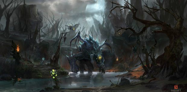 Photos Download Free Dota 2 Backgrounds Dota2 In 2019