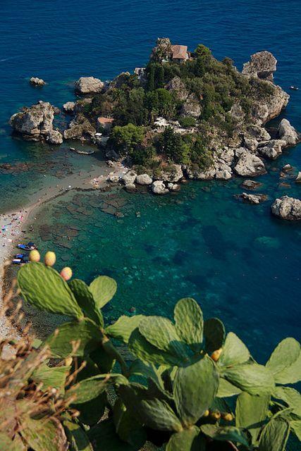 Taormina, Sicily #IsolaBella