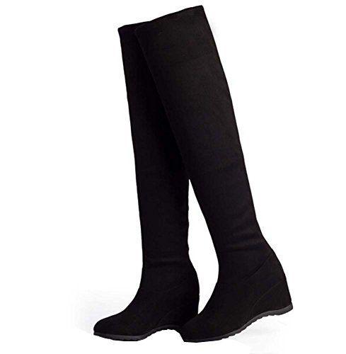 2015 innerhalb des neuen weiblichen hohe Stiefel Schaftstiefel Piste mit erhöhter weiblicher Ritter Stiefel Stiefel - http://on-line-kaufen.de/xiuhong-shop/2015-innerhalb-des-neuen-weiblichen-hohe-stiefel