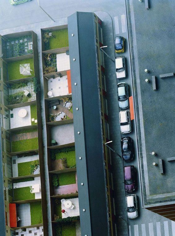 Street II by Edwin Zwakman (2004).