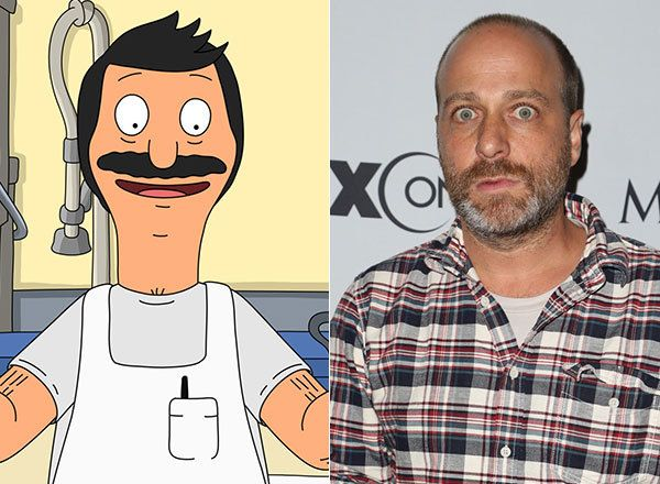 "Meet The Actors Who Voice Your Favorite Animated Families. Bob Belcher/H. Jon Benjamin H. Jon Benjamin, a veteran voice actor, provides the voice of Bob Belcher on ""Bob's Burgers."" Benjamin's other credits include ""Archer,"" ""Home Movies,"" ""Dr. Katz, Professional Therapist"" and ""Family Guy."""
