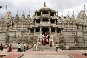 The Jain Temple - Ranakpur - Rajasthan