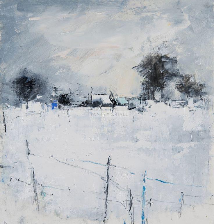 Hannah Woodman   Panter & Hall, oil