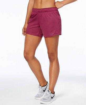 d48b62c028 Nike Dry Attack Shorts - Shorts - Women - Macy s
