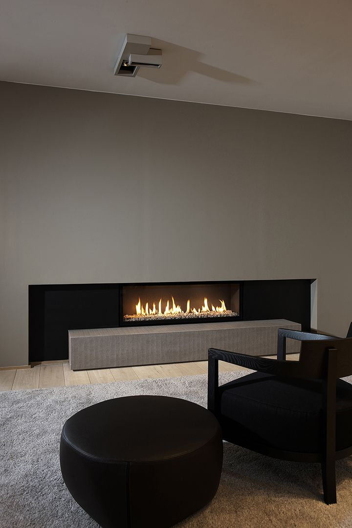407 Best Images About Linear Fireplaces Linear Contemporary On Pinterest Electric Fireplaces