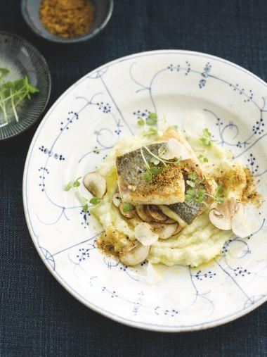 Recept voor goudbrasem met schorsenerenpuree | njam!