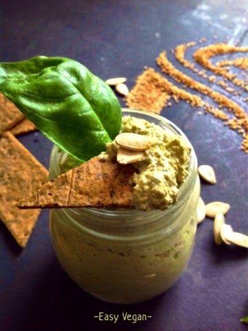 salsina ricca di nutrienti e di gusto,  per aperitivi, in una pasta o per merenda. con girasole e sesamo