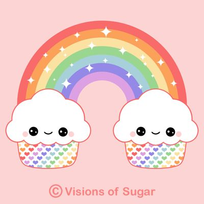 Google Image Result for http://www.lizaphoenix.com/cute/graphics/redcupcakerainbow.gif
