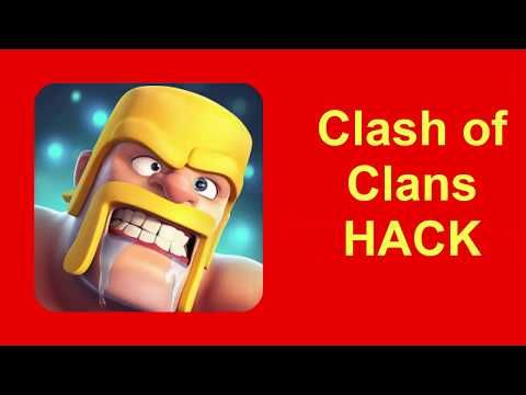 CLASH OF CLANS HACK - CoC free gems (working november 2017) - YouTube