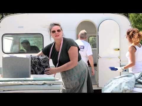 Filmpje: Zelf kussens maken voor je caravan of camper - Caravanity | happy campers lifestyleCaravanity | happy campers lifestyle