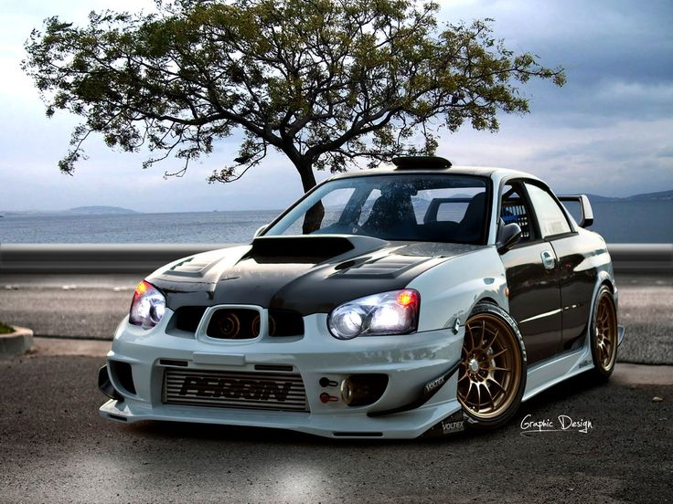 Subaru Impreza WRX STI by ~Sedatgraphic2011 on deviantART