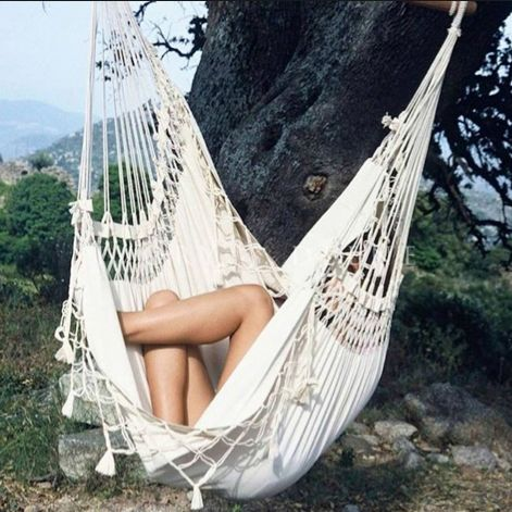 Heaven in a Hammock - would give anything to either now #whatdoyoutreasure #haveslinkswilltravel