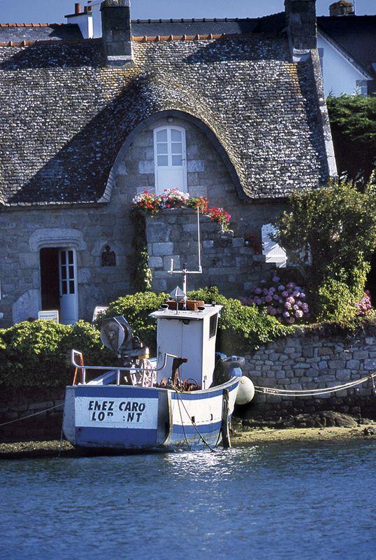 Gite en location dans le Morbihan | La Chaumière de Saint-Guérin | Location à proximité du golf du Morbihan | Lieux touristiques du Morbihan