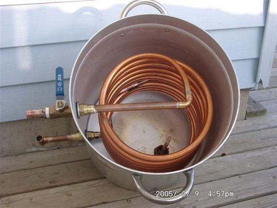 Heat Exchanger Projects Solar Pool Heater Pool Heater
