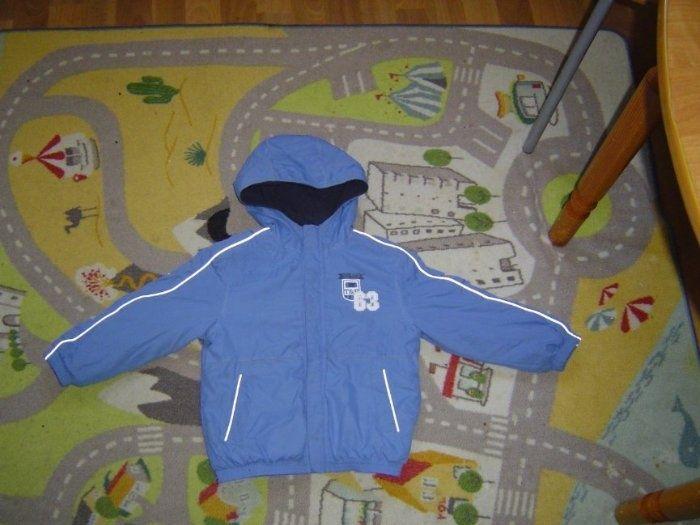 Детские весенние и осенние куртки и комбинезоны.