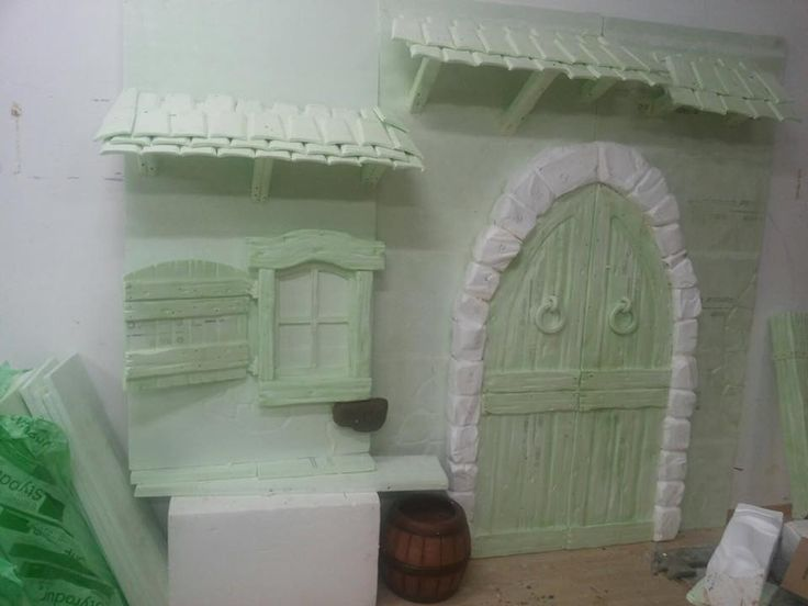 Scenografia,cottage