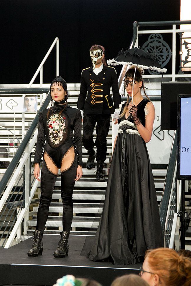 gothic beauty The 2017 London Edge Fashion Trade Show The UK's alternative fashion trade show, London Edge, had its bi-annual event in February. The catwalk shows had new brands as well as solid favorit... Lenore