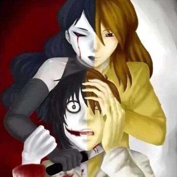 163 best images about Me & Jeff The Killer on Pinterest ...