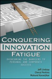 """Conquering Innovation Fatigue Overcoming the Barriers to Personal and Corporate Success by Jeffrey Lindsay; Cheryl A. Perkins; Mukund Karanjikar This functional guide uncovers the nine noteworthy """"exhaustion figures"""" that can obstruct the way to development accomplishment, alongside answers for empower advancement. Unique advances in development rehearse and new contextual investigations are connected to guide designers, business visionaries, organizations, colleges, and even strategy…"""