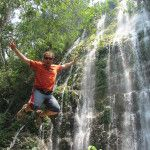 Seven Waterfalls tour $12 Juayua