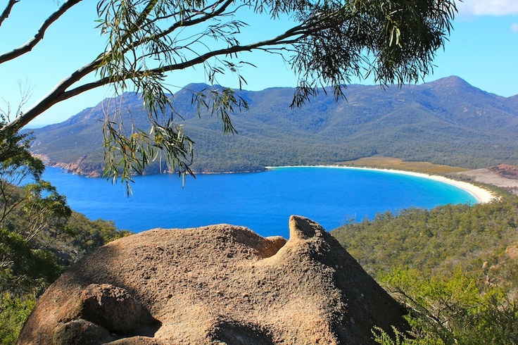 Wineglass Bay Tasmania - prints and downloads available