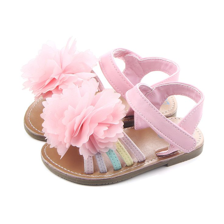 Cool 2017 New Flowers Summer Shoes Baby Girls Shoes Kids Clogs Baby Moccasins Drop Shipping - $ - Buy it Now!