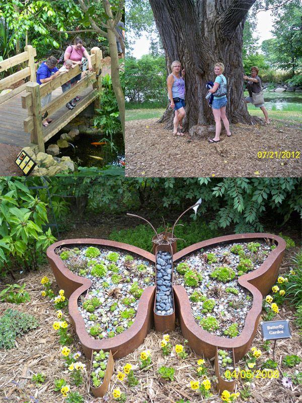 Butterfly Garden   WI
